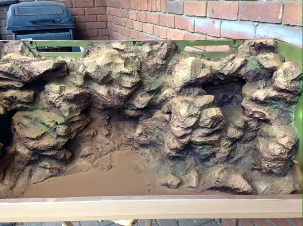 fake wall 8 - Fake Rock