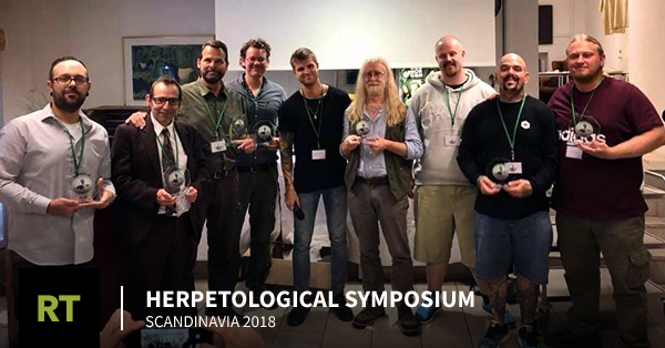 Scandinavian Herpetological Symposium 2018